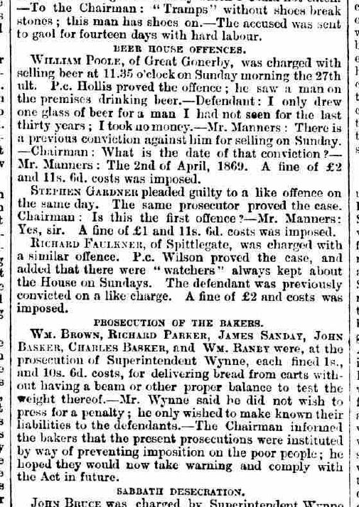 Grantham Journal - Saturday 03 July 1869